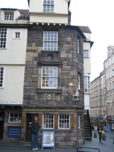 John Knox House, Royal Mile, Edinburgh, Scotland