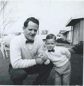 Jim and His Dad