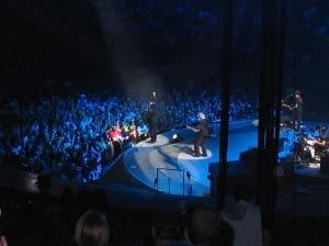 U2 Concert in Oakland Nov. 9, 2005 091