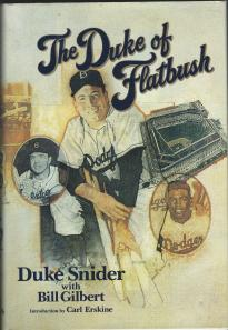 Duke Snider Book Cover