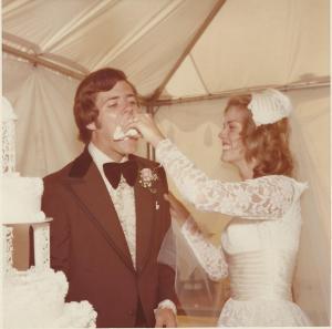 Jim and Kim's Wedding Day