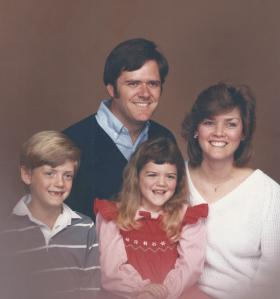 Young Meyer Family 001