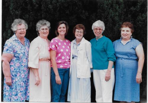 Kim and HBF Women Mid-1980s 1 001