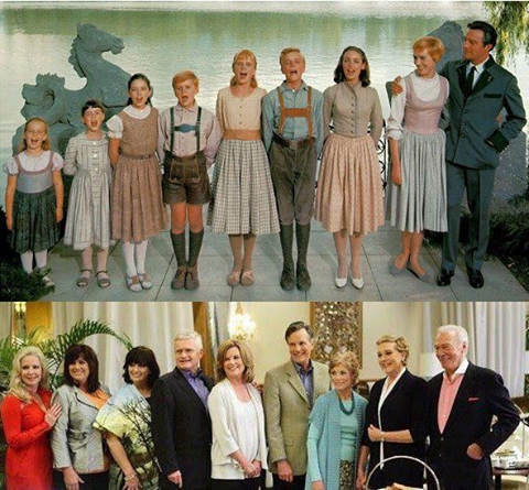 Sound of Music Cast Reunion