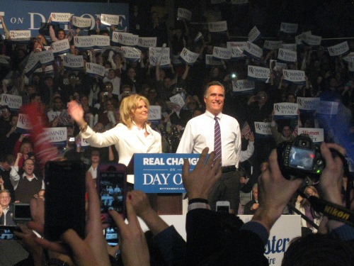 Mitt Romney Rally Manchester Nov. 5, 2012 095